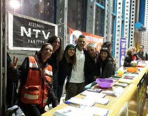 Una raccolta fondi per il progetto 'Neutravel' per la riduzione dei rischi nei contesti del divertimento notturno