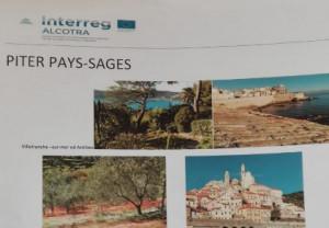 Anche il Piter 'Pays-sages' all'incontro sulla comunicazione Alcotra di Lione