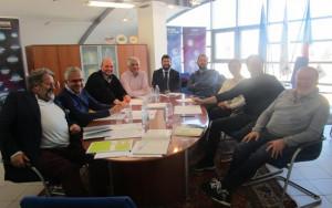 Massimo Camia a confronto con la Giunta esecutiva dell'Associazione Albergatori della Granda