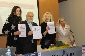 Il sindaco di Alba Maurizio Marello ha firmato la 'Carta Europea dei Diritti delle Donne nello Sport'
