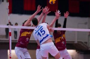 Pallavolo A2/M: la Synergy Arapi F.lli Mondovì batte Roma 3-1 e vince la regular season con tre giornate di anticipo