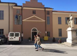 Alberghiero di Mondovì: dopo la frana gli studenti ritornano a scuola nell'ala storica rinnovata