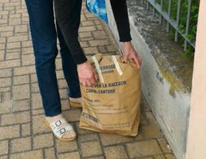 Cherasco, cambia l'appaltatore per la raccolta rifiuti