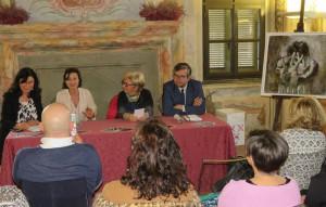 Bra, inaugurata la mostra di Roberta Marconi a Palazzo Mathis
