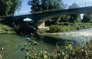 Sistemazione idraulica del ponte di Cardè sul fiume Po, c'è il progetto definitivo