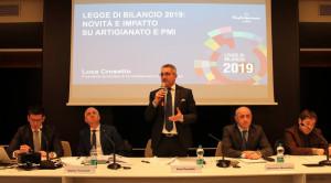 Confartigianato Cuneo spiega alle imprese le novità della Legge di Bilancio