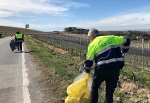 'Visita, ama, rispetta': nel primo weekend raccolte 12 tonnellate di rifiuti tra le colline patrimonio Unesco