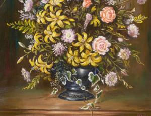 'L'armonia del gesto', in Provincia la mostra di Giuseppina Matis Albezzano