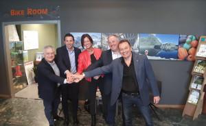 L'Atl del Cuneese sostiene lo sport: siglato l'accordo con Lpm e Vbc Mondovì (VIDEO)