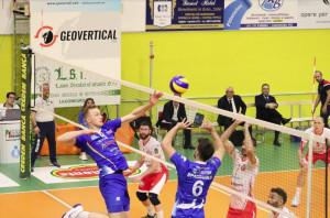 Pallavolo A2/M: Mondovì dà spazio alle seconde linee, Lagonegro s'impone 3-0