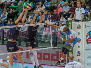 Pallavolo A2/M: Cuneo schianta Bergamo, secco 3-0 al Pala Ubi Banca