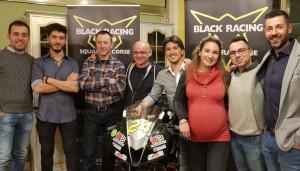 Motociclismo: la Black Racing Squadra Corse è pronta per la nuova stagione agonistica