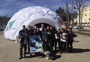 Gli studenti dell'EnAIP di Cuneo vincono un contest sul clima