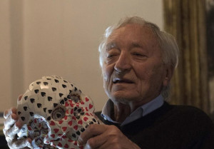 Saluzzo piange Piero Bolla: l'artista si è spento all'età di 85 anni