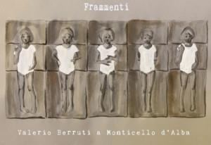 Venerdì 5 aprile l'inaugurazione dell'opera 'Frammenti' di Valerio Berruti a Monticello d'Alba