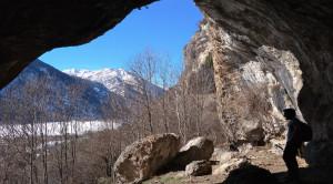 Un'escursione alla scoperta della nuova Riserva naturale Grotte di Aisone