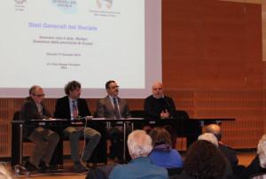 Alba: monsignor Derio Olivero e Carlo Petrini agli 'Stati Generali del Sociale'