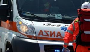 Motociclista trasportato al Santa Croce di Cuneo in gravi condizioni