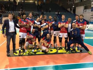 Pallavolo A2/M: Cuneo rimonta e supera Tuscania al tie-break