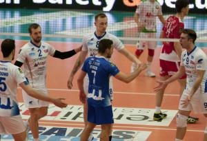 Pallavolo A2/M: Macerata ha più fame, Synergy Arapi F.lli Mondovì battuta 3-1