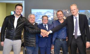 Accordo ATL-Cuneo Volley: i giocatori cuneesi ambasciatori del territorio