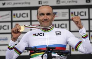 Cuneo, il campione iridato di handbike Luca Mazzone ospite de 'L'Orto delle Arti'