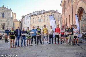 La cicloscalata 'Al Belvedere' apre la stagione del ciclismo cuneese: vince Leonardo Viglione