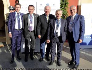 Confcommercio Cuneo al 20esimo Forum nazionale di Cernobbio