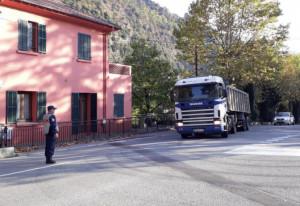 Il Consiglio di Stato francese ha respinto il ricorso contro il divieto di transito ai Tir in valle Roya