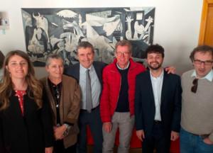 Cuneo: inaugurata la nuova sede del Partito Democratico