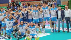 Pallavolo A2/M: Cuneo chiude la regular Season battendo Piacenza