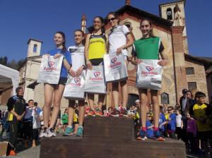Podistica Buschese quarta al trofeo Conca Verde di Rossana