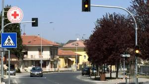 Busca, installato il semaforo in corso Romita