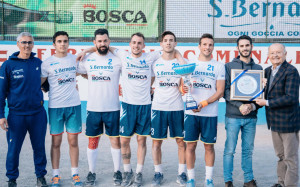Pallapugno: Raviola conquista il Trofeo Acqua San Bernardo