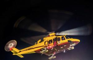 Rinviato al 16 aprile il volo test dell'elisoccorso notturno a Valmala