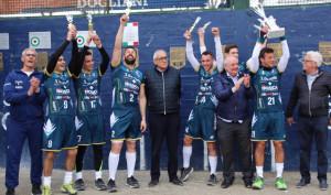 Pallapugno: l'Acqua S.Bernardo Spumanti Bosca Cuneo vince la Supercoppa