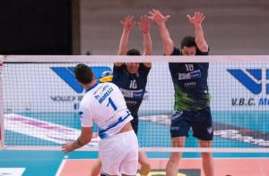 Pallavolo A2/M: Mondovì apre i playoff con una sconfitta