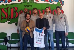 Pallavolo A2/M: domani Cuneo ospita Santa Croce per proseguire il cammino playoff