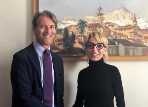 Amministrative Saluzzo: Carlo Savio correrà con Alessandra Piano e il centrodestra