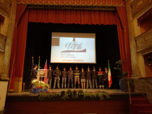 Al Teatro Toselli le celebrazioni per il 167esimo anno della Polizia di Stato