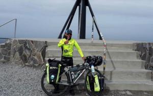Dalla Romagna a Capo Nord in bici: Mirko Caravita racconta la sua storia nella Libreria dell'Acciuga