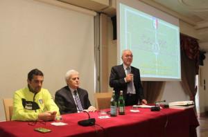 Serie C, incontro arbitri-società, Ghirelli: 'Stagione travagliata, abbiamo cercato di portare serietà'