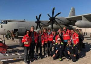 La Regione Piemonte dona un ospedale da campo al Mozambico