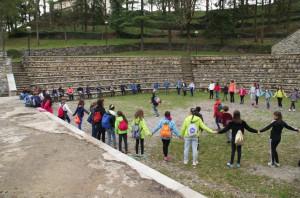'Scuola di memoria' sui sentieri storici di Borgo San Dalmazzo