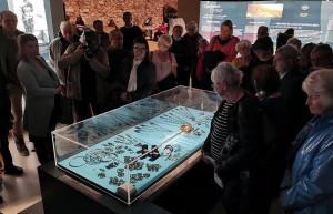 I reperti archeologici del Monte Cavanero di Chiusa Pesio esposti in Francia