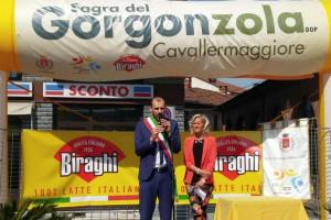 Biraghi sostiene la quarta edizione della Sagra del Gorgonzola di Cavallermaggiore