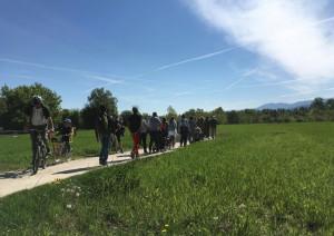 Al via la primavera del Parco Fluviale Gesso e Stura