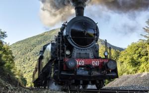 A Pasquetta da Cuneo a Ventimiglia con il treno a vapore