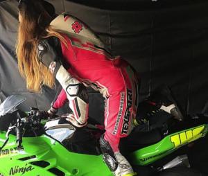 Francesca Cagna è sesta in Franciacorta nella classe 300