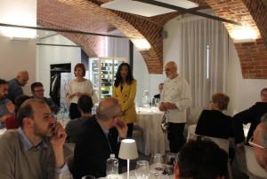 'A Cena con il cuoco' ha fatto tappa a Savigliano da 'L'Osto d'na Volta'